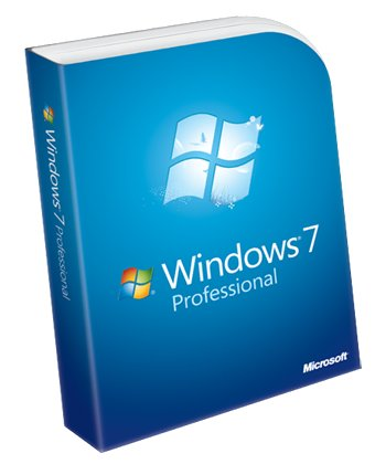 MS Windows 7 Professional